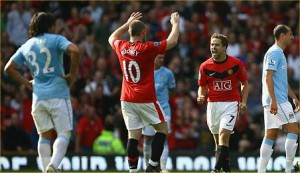 The City/United Derby.