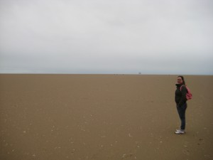 Southport beach.