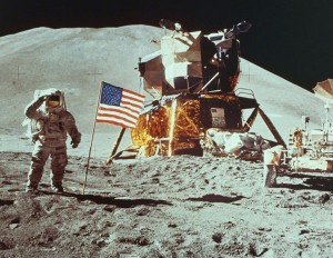 Moon Landing. Did it really happen ?.