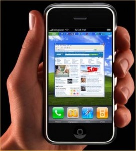 The amazing IPhone