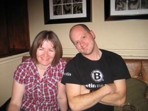 Lee and Susan