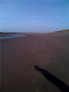 The Beach at Prestatyn