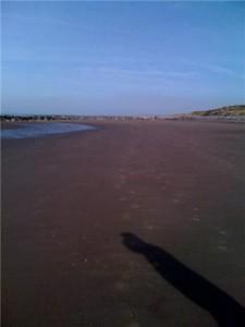 The Beach at Prestatyn
