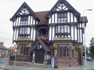 The G & D, Chester.