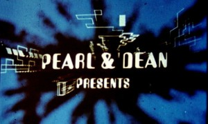Pearl & Dean Cinema Advertising. Sold today, for £1.