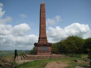 The War-dead memorial.