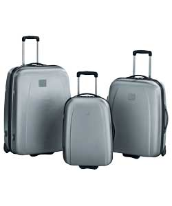 Pull-allong luggage. The devils creation.