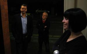Chris, Keith and Mell