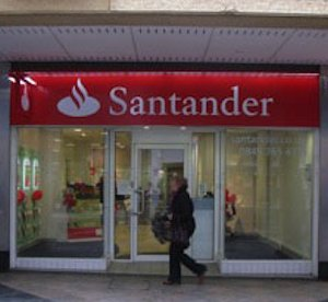 Santander, Warrington
