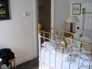 Hotel Room at Gails winebar and hotel.