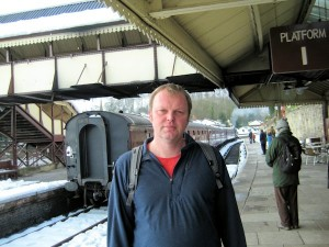My returun to Llangollen.