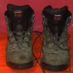 My beloved ksb 300 walking boots