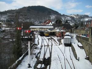 Llangollen Trainstation