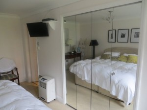 Our onsuite bedroom