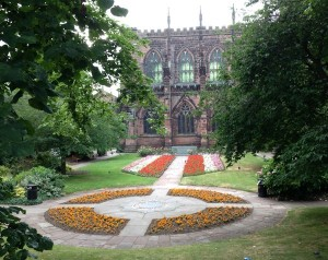 Rememberence Garden Chester