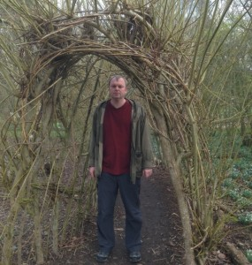 Me at Ness Gardens