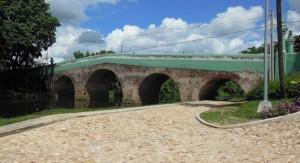 The English bridge