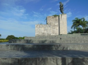 Che Vavara's resting place