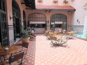 Hotel Seville from Our man in Havan