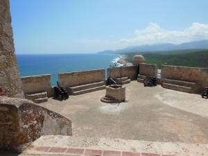 San Pedro castle