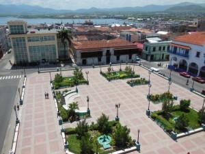 Santiago de Cuba square