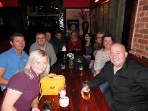 Safari pub crawl with IVC