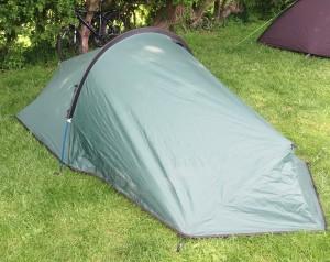 My fantastic tent