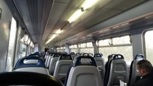 Ramshackl train to Buxton