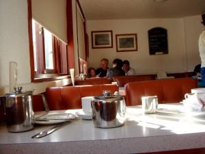 The Dennis cafe