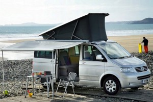 tenby camper