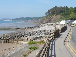 Walking from Amroth