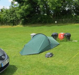 Tenby campsite