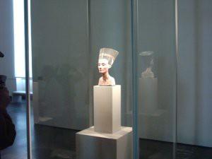Egyptian museum.