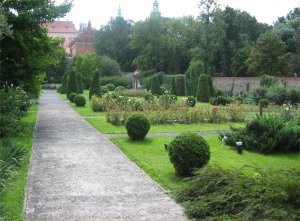 Archaeological museum garden