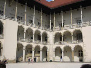 Castle Balconies