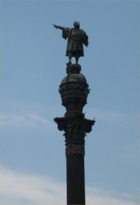 The Columbus Column