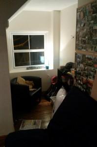 Once corner of my loft