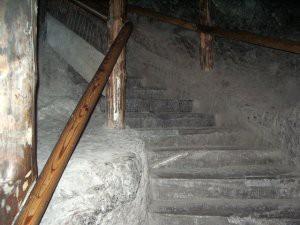 Salt stairs