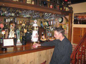 Traditional Polish bar