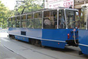 Polish Tram