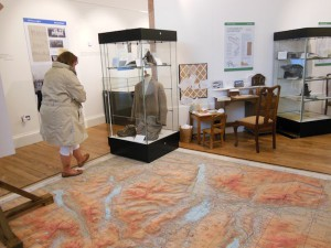 Wainwright exibition