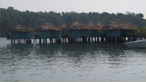 waterhuts