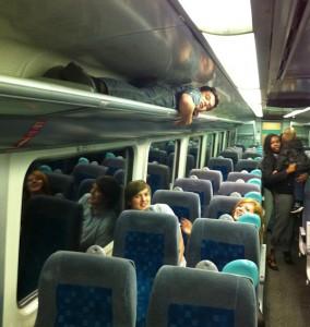 train nob