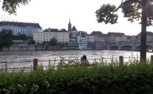 river_evening