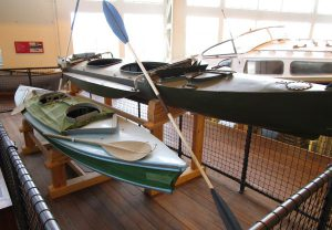 Some tactical military canoes