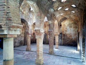 Ronda's ancient Arab baths