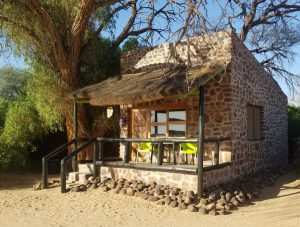 Our cottage in Brandberg