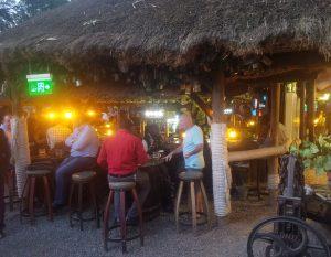 Joe's beer house - a popular bar