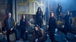 Picture, Marvel - Agents of Sheild