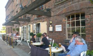 Artichoke, one of the best Gastro pubs in Chester.
